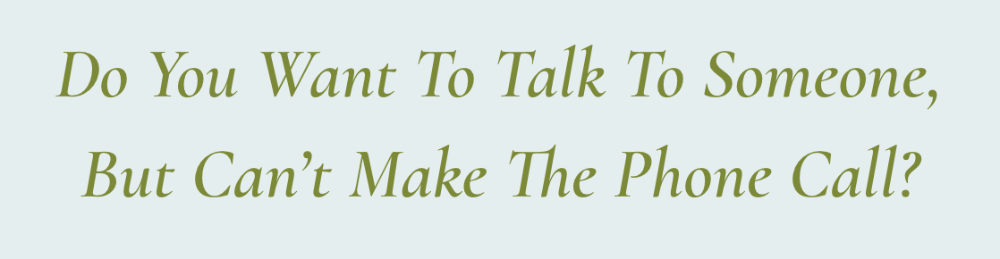 do-you-want-to-talk